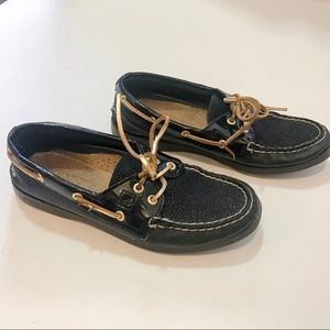 SPERRY TOP SIDER Boat Shoes Angelfish Loafers 6M